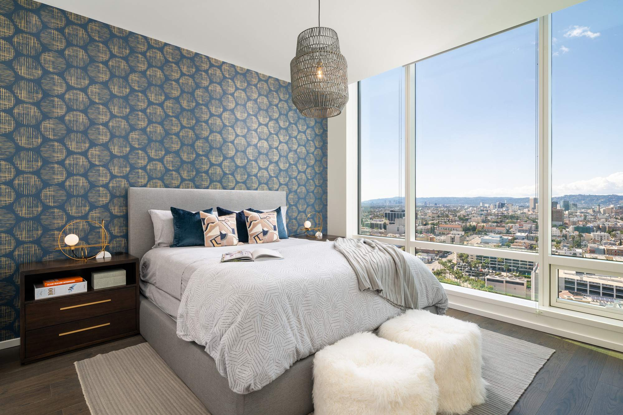 Thea-at-Metropolis-DTLA-2505-Bedroom-View