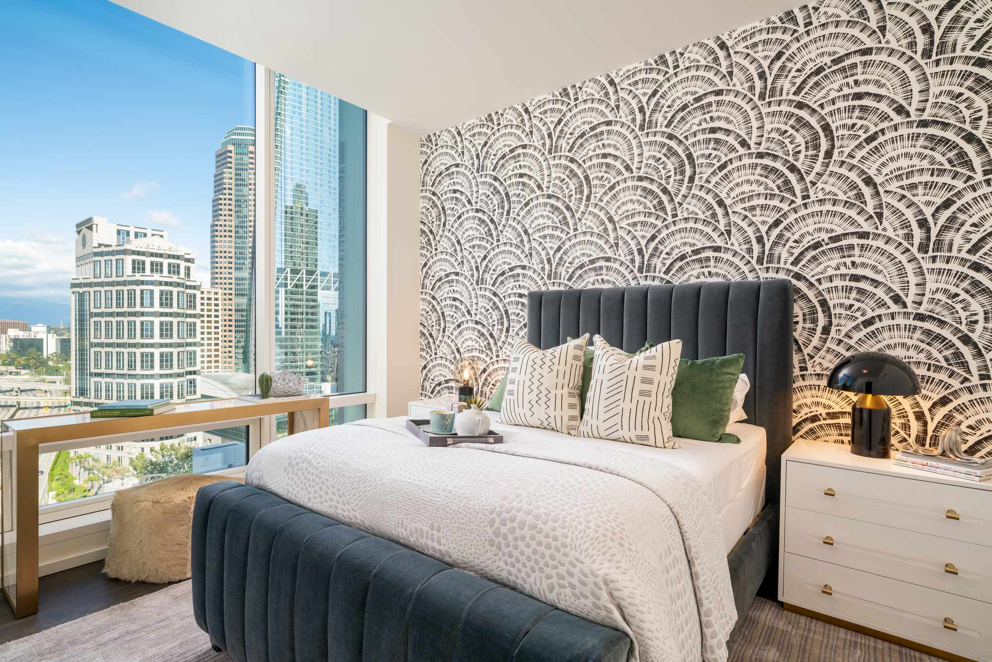 Thea-at-Metropolis-DTLA-2505-Bedroom2-View