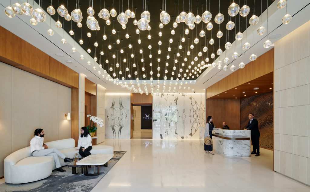 Thea Luxury Front Desk Image