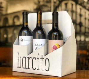 Barcito Bodega wine shop near THEA apartments in Downtown Los Angeles