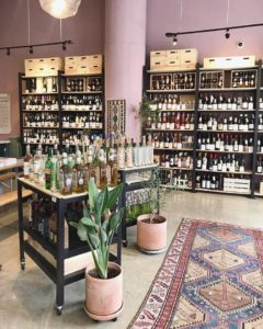 Flask & Field wine shop near THEA apartments in Downtown Los Angeles