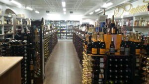 Gourmet Wine & Spirits wine shop near THEA apartments in Downtown Los Angeles