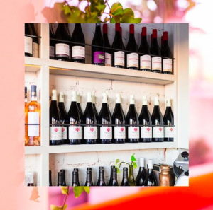 Oriel Chinatown wine bar near THEA apartments in Downtown Los Angeles