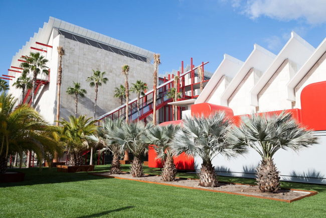 LACMA museums and exhibitions near THEA residences in Downtown Los Angeles