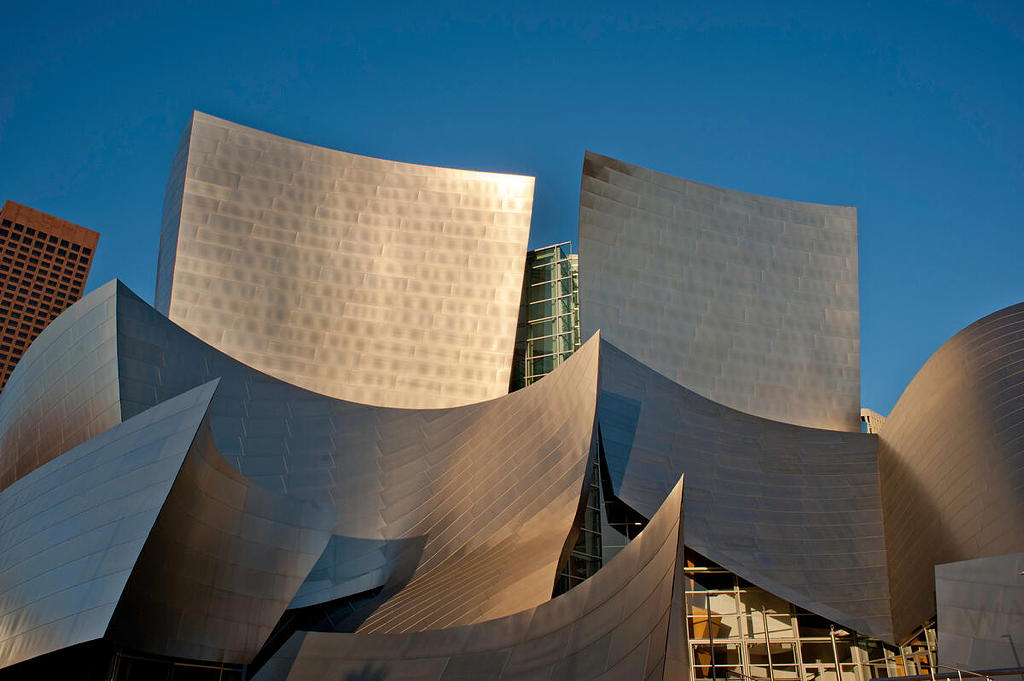 Walt Disney Concert Hall performances near THEA residences in Downtown Los Angeles